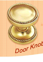 Door knobs, Brass Builder Hardware