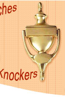 Knockers, Brass Builder Hardware